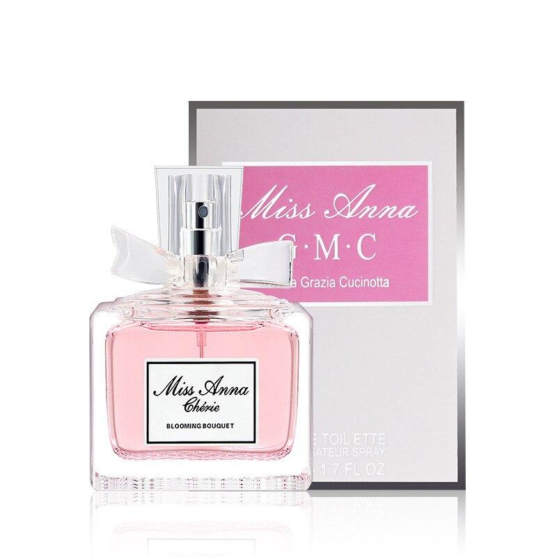 50ml Perfume For Woman Perfume Fragrance Lasting For Female Perfume Natural Lady Parfum