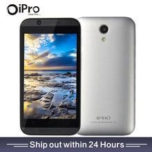 IPRO ВОЛНА 4.0 Смартфон MTK6572 Dual Core ОПЕРАТИВНАЯ ПАМЯТЬ 512 М ROM 4 Г Celular Android 4.4 Разблокирована Сотовый Телефон с WIFI, GPS, Рождество подарок