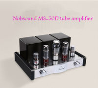 Nobsound MS 50D Class A EL34 Vacuum Tube Amplifier Stereo Power Amp With Bluetooth