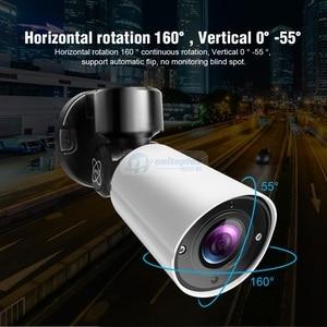 Image 3 - HD 1080P 2MP Mini PTZ Bullet IP Camera Outdoor Waterproof 4X Optical Zoom 50m IR Night Vision CCTV Security Camera P2P 48V POE