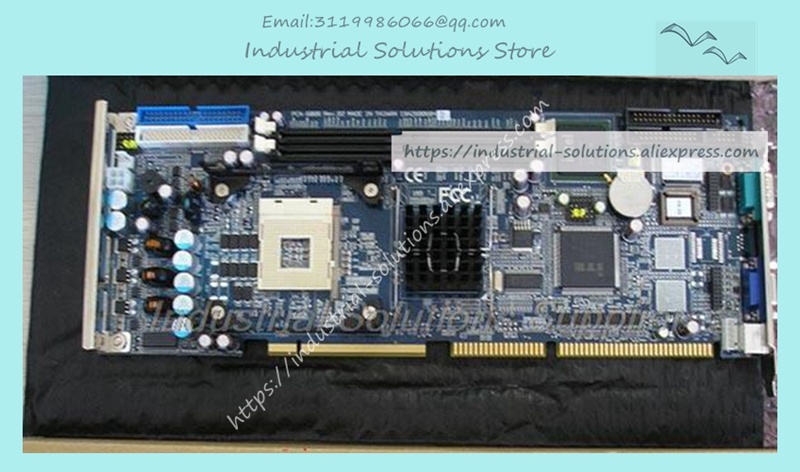 IPC Motherboard PCA-6006LV B2 Full-Length 6006VE Card 100% tested perfect quality motherboard asc386sx long cpu card industrial motherboard ipc board 100% tested perfect quality
