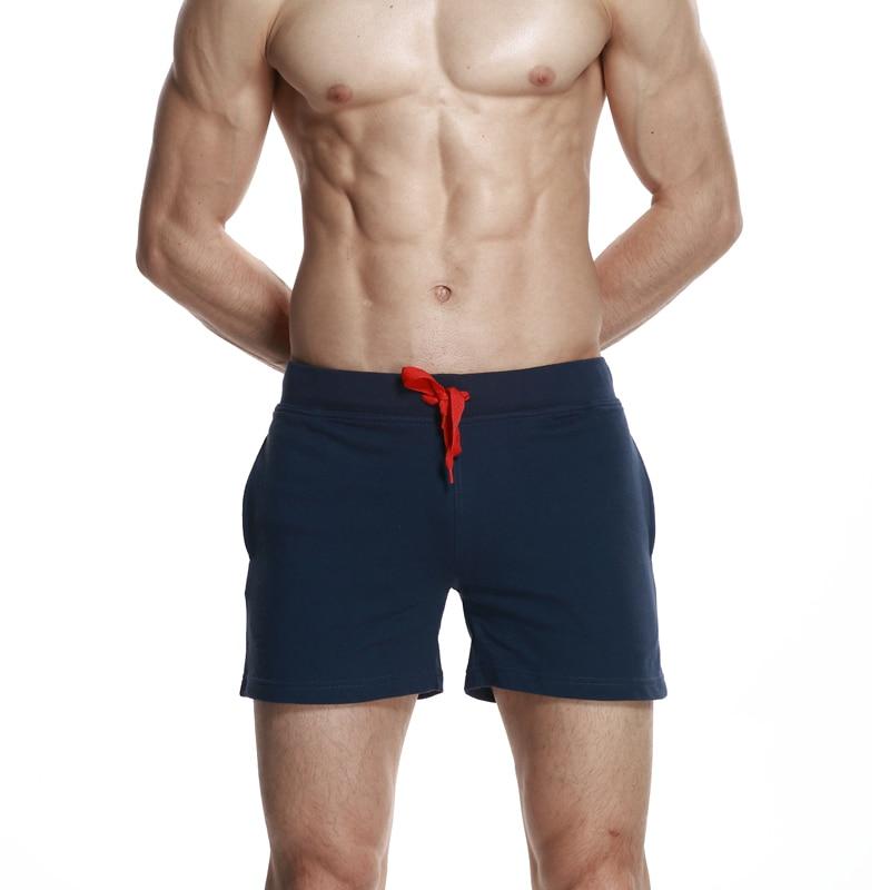 """Nauji """"Seobean"""" vasariniai vyriški trumpi vientisos spalvos šortai iš 100% medvilnės kvėpuojantys atsitiktiniai šortai 4 spalvų dydis S / M / L / XL"""