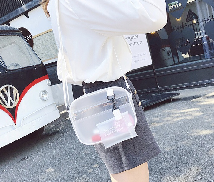 HTB1GM2eblCw3KVjSZFuq6AAOpXag - Transparent PVC Clear Woman Crossbody Bags