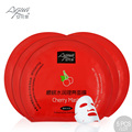 AGWA 5 pcs Cherry Facial Mask face care anti oxidant anti aging anti wrinkle whitening moisturizing remove blackheads