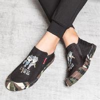 Northmarch Топ Мода Дизайн кожа персонализированные Повседневная обувь Элитный бренд высококачественных печатных Мокасины Для мужчин S Лоферы
