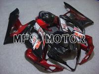 For Suzuki GSXR 1000 K5 2005 2006 Bodywork Injection ABS Fairing Kits GSXR1000 K5 05 06 Black Red
