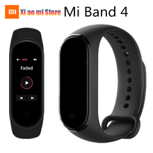 Newest Original Xiaomi Mi Band 4 Smart Band 4 Heart Rate Fitness Bracelet 0.95