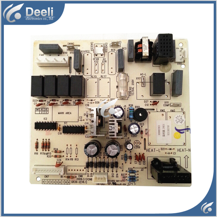 95% new good working for air conditioning accessories board motherboard 3901 30000303 GR39-2 on slae motherboard for ci7zs 2 0 370 industrial board ci7zs 2 0 original 95%new well tested working one year warranty