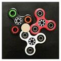 4 Color Tri-Spinner Fidget Juguete EDC Spinner Con rodamientos De Cerámica A Mano de Rotación Larga Juguetes Antiestrés Para El Autismo y EL TDAH
