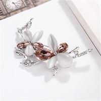 Winifred 일본과 한국 최고의 판매 로맨틱 꽃 꽃 레이디 브로