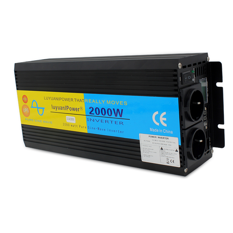 HTB1GM43au6sK1RjSsrbq6xbDXXa7 - UPS inverter pure sine wave 2000W 4000W DC 12V/24V to AC 220V-240V LCD Inverter+Charger & UPS,Quiet and Fast Charge power supply
