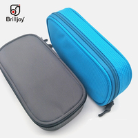 Brilljoy Portable insulin coolbag 2 24 degree centigrade display ice cooler bags Diabetic travel insulin packs Bolsa Termica
