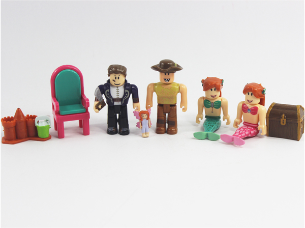 "3/"" Roblox Characters Figure With Box 7//7.5cm 2.75/"""