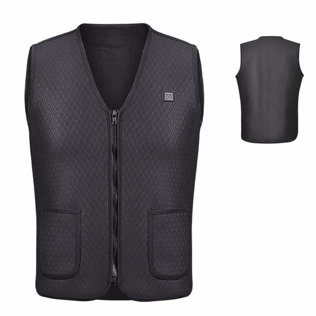 USB Infrared Heating Vest  5
