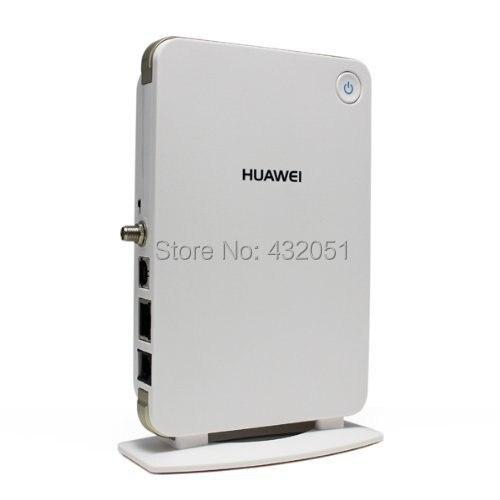 Livraison gratuite Débloqué Huawei B260a VoIP LAN/WLAN 3G UMTS HSDPA WiFi Routeur remplacer E960 B970