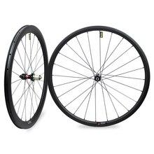 29er Mtb דיסק גלגלים 28x24mm ללא פנימית NOVATEC D411SB/D412SB Ultralight פחמן Mtb גלגלי 1330g ± 30g אופני דיסק גלגלים 1423 דיבר