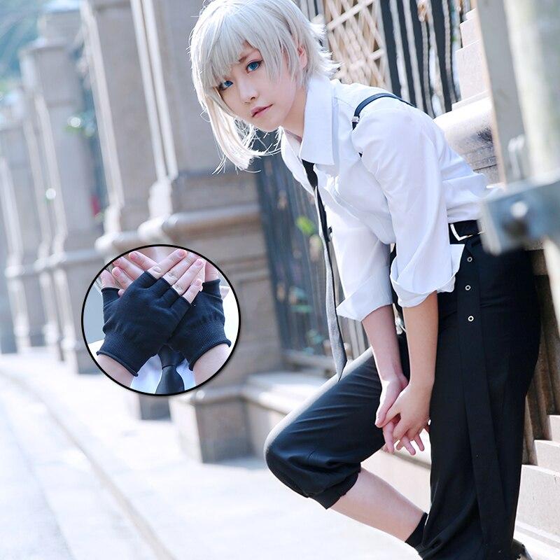 Bungo Stray Dogs Nakajima Atsushi Cosplay Boots Cosplay Shoes Custom Made