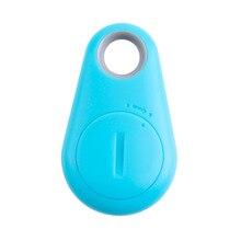Smart Bluetooth 4.0 Tracer Животное Ребенок GPS Локатор Тревоги Тега Ключевых Трекер бесплатная доставка