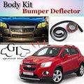 Для Chevrolet Trax Tracker для Holden Bumper губ/Автомобильный спойлер для тюнинга автомобиля/комплект кузова + Автомобильная юбка для губ