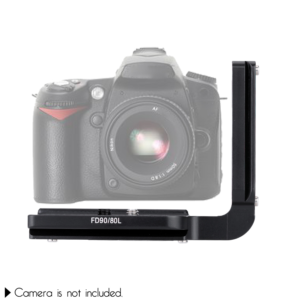 Camera Nikon D80 Dslr Camera Price compare prices on nikon d80 cameras online shoppingbuy low price fd9080l hand grip bracket for d90 camera quick release l plate