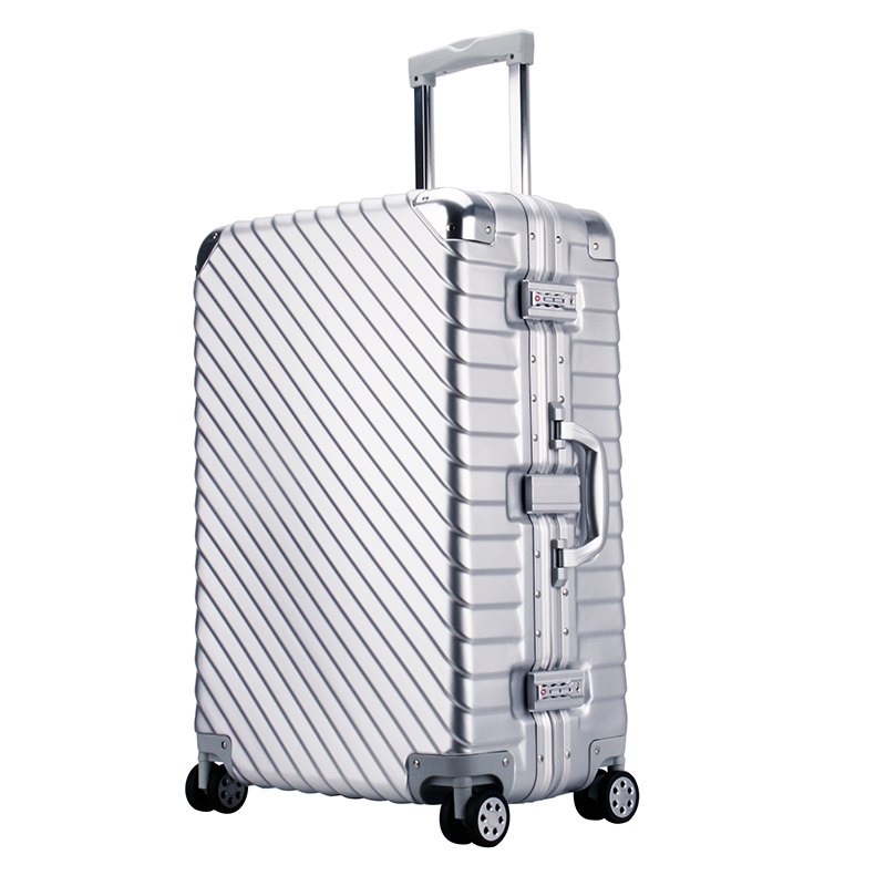 Sindermore Aluminum Frame&PC Shell 20 Carry on 24 29 Checked Hardside Luggage Suitcase