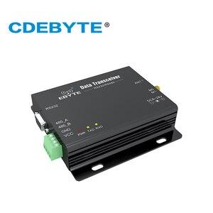 Image 2 - E90 DTU 433L30 yarım dubleks LoRa uzun menzilli RS232 RS485 433MHz 1W IOT uhf kablosuz alıcı modülü 433M verici alıcı