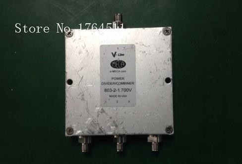 [BELLA] MECA 803-2-1.700V A Three 0.698-2.7GHZ RF Power Divider N