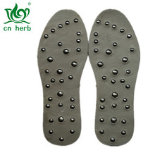 Cn Herb 62 Magnets Health Insole In The Foot Bottom Of Base Genuine Leather