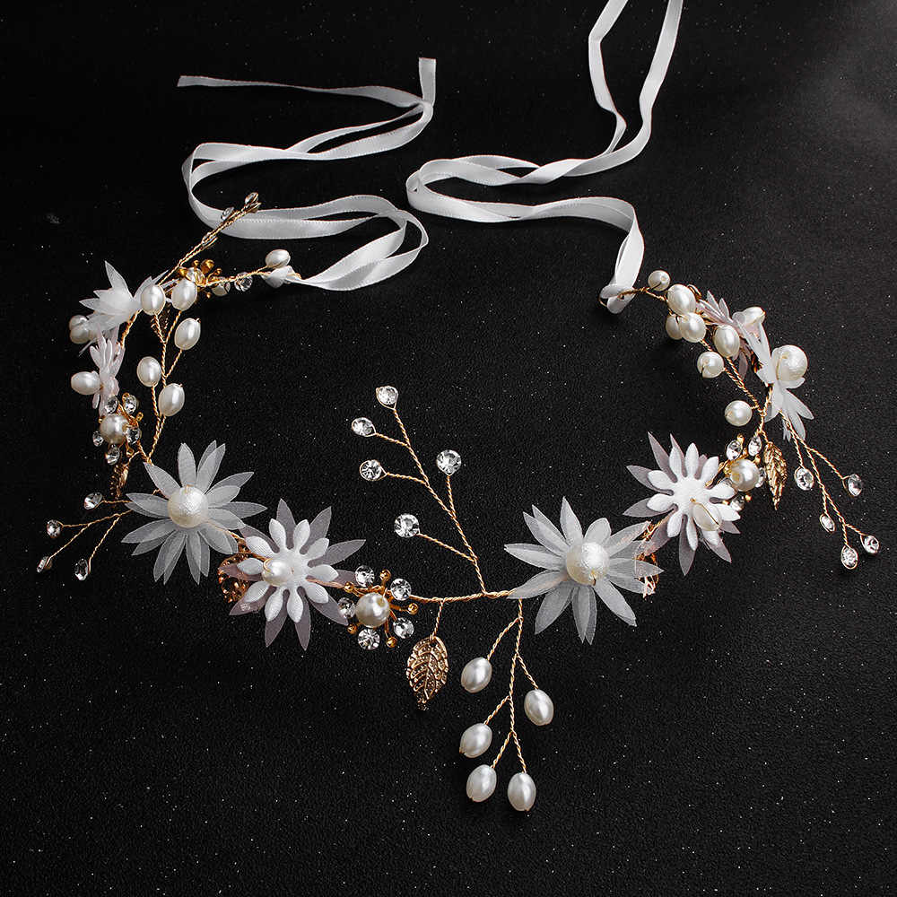 High Quality Bride Wedding Jewelry Suit Hair Headdress Hairpin Headdress Headband Flower Chinese Toast A Variety of Optional