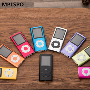"Image 2 - MPLSBO 1.8"" LCD 3th MP3 MP4 Player mp3 player support up to 32GB micro sd memory card Video Photo Viewer eBook Read stereophone"