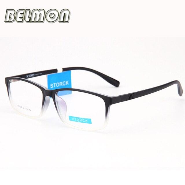 3823c7ab26e Eyeglasses Frame Women Men Optical Myopia Eye Glasses Spectacle TR90 Frame  For Women s Clear Lens Female