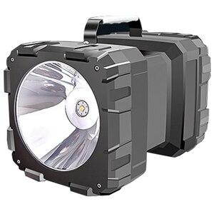 Image 2 - Наружный зарядный портативный солнечный рабочий светильник, дикая рыбалка, ночной рыболовный светильник, светильник для поиска бликов, 500 метров, уличный светильник