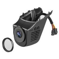 PLUSOBD Wifi Car Camera Video Recorder For Tesla Hidden Install Dash Cam 1080P 170 Degree WDR