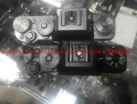 Original For FUJI X T1 Top Cover Power Swich Shutter Button For Fujifilm XT1 X T1 Camera Repair Part Unit