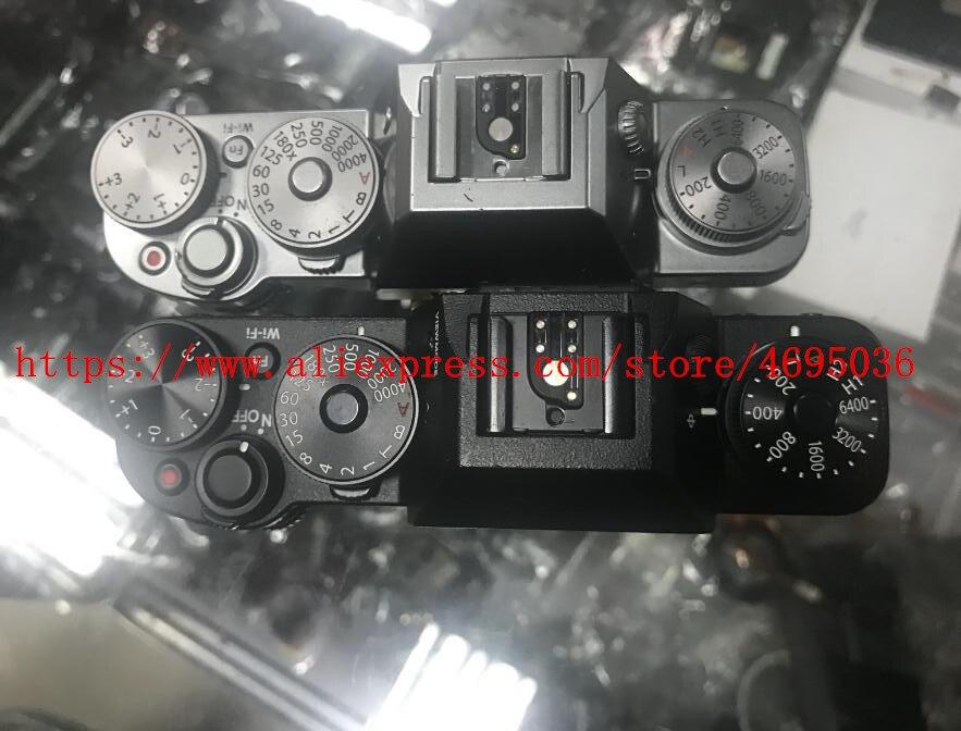 Original pour FUJI X-T1 couvercle supérieur bouton d'obturation pivotant pour Fujifilm XT1 X-T1 unité de réparation de caméra