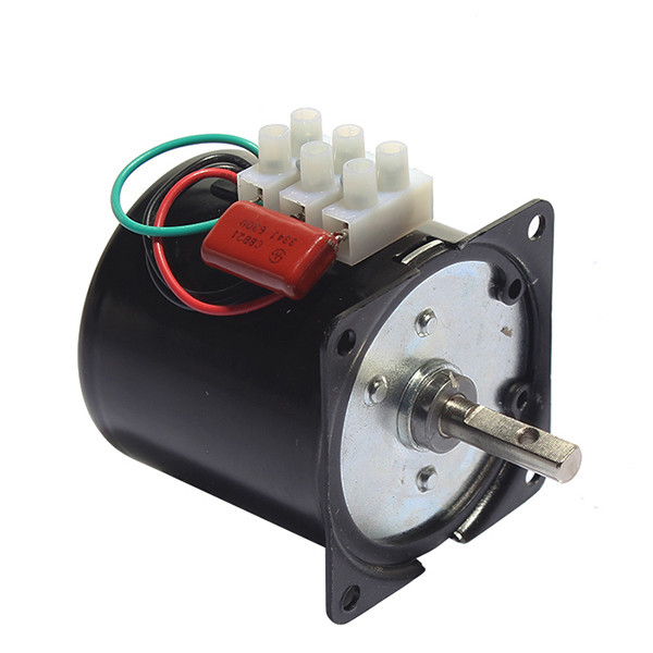 28W 30 rpm 220v AC Permanent Magnet Synchronous Motor Reversing Micro Low Speed Multi Speed High Torque Motor free shipping28W 30 rpm 220v AC Permanent Magnet Synchronous Motor Reversing Micro Low Speed Multi Speed High Torque Motor free shipping