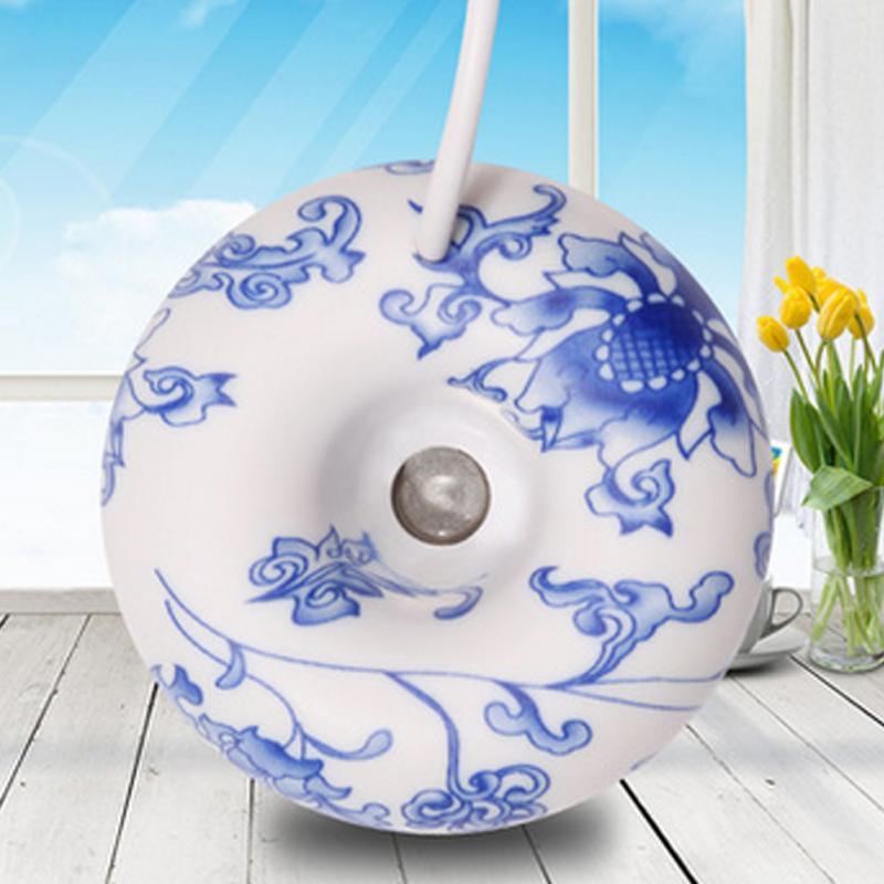 Mini Usb Humidifier Air Purifier for Women wood grain/ Blue porcelain/ Water droplets Aroma Diffuser Steam For Office фильтр mybottle purifier blue splash 1018642