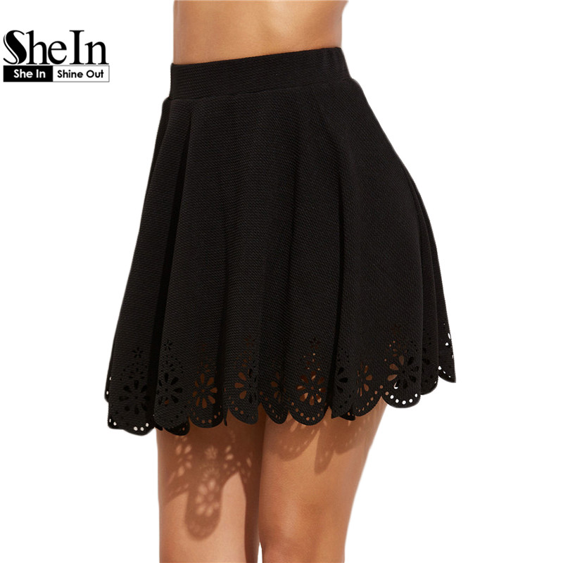 Black Woolen Skirt Promotion-Shop for Promotional Black Woolen ...
