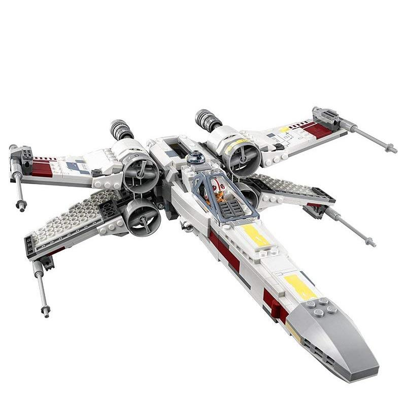 HOT SALE] Led Light For Lego 10240 X Wing Red Five Star War