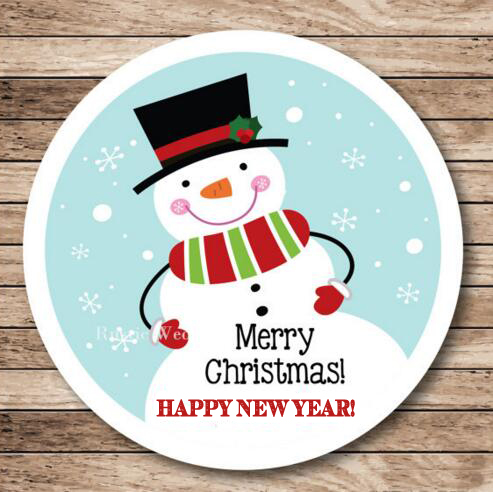 Christmas Stickers Bulk