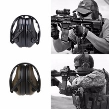 Anti noise Electronic Ear Muffs Protection Shooting Hunting Sport Tactical
