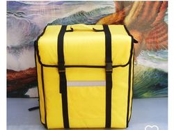 Backpack insulation  bag 42*26*46CM, fast food insulation package, food package delivery  pizza delivery bag pizza delivery bag