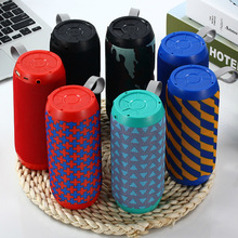 цена на Wireless Bluetooth Speaker Outdoor Portable Bluetooth Speaker Hands-free Subwoofer Speaker Support FM TWS USB TF AUX PC phone