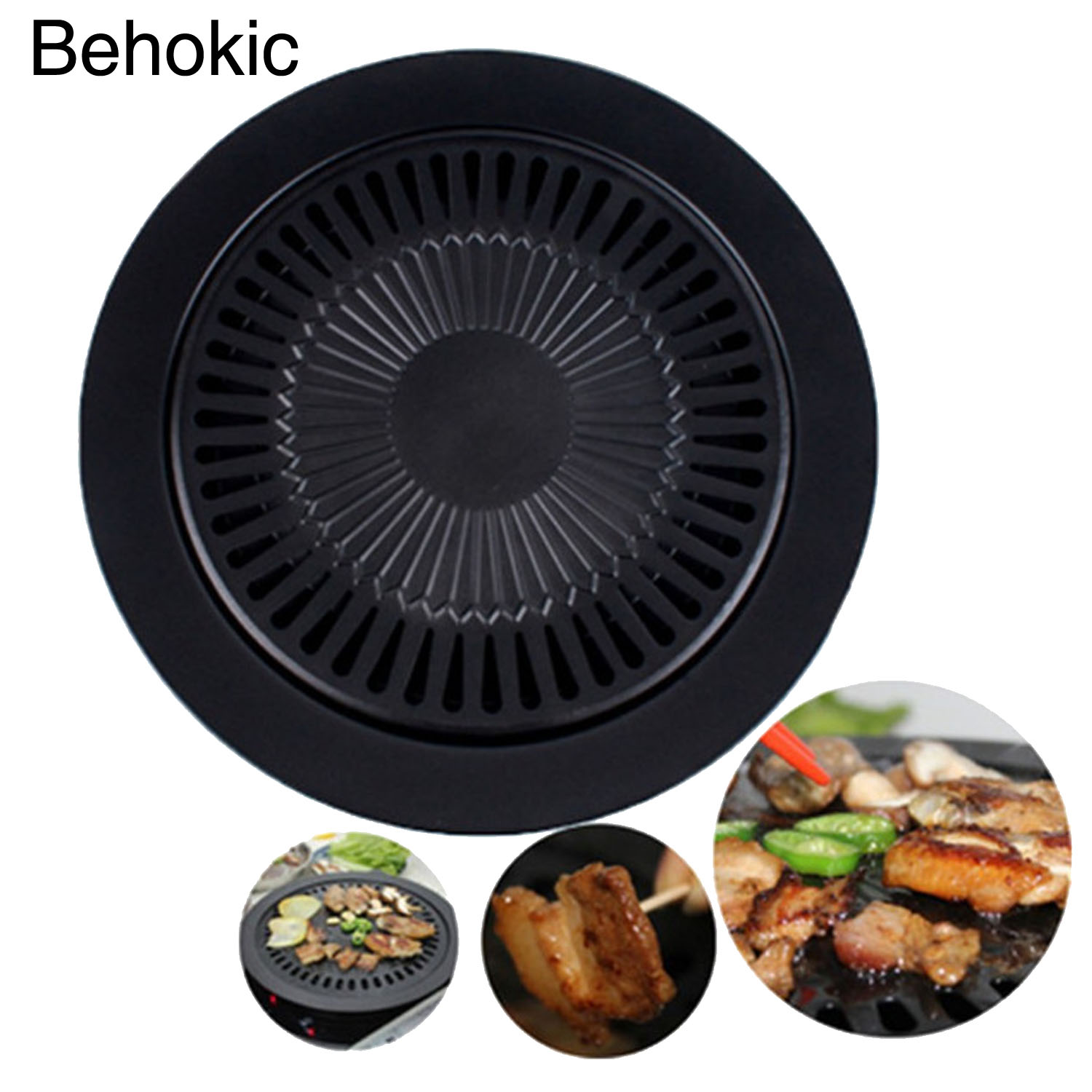 Buy smokeless stovetop grill and get free shipping on AliExpress.com