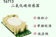T6713 sensor de dióxido de carbono, apropriado para o interior de teste de nível de CO2