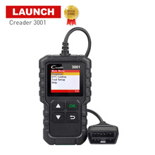 LAUNCH Full OBD2 Code Reader Scanner Creader 3001 OBDII EOBD Car Diagnostic font b Tool b