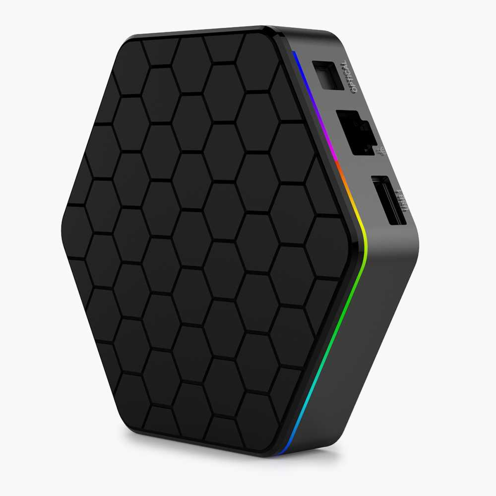 Sunvell T95Z Plus Android 7 1 Smart Box Amlogic S912 Octa Core 4K x 2K  H 265 Decoding 2 4G+5G Dual Band WiFi Media Player TV Box