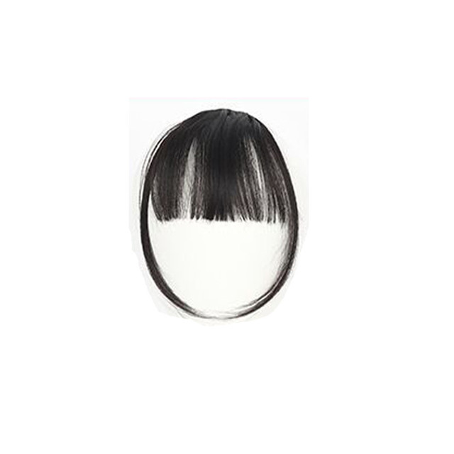 Girls Clip In Front Bang Fringe Hair Extension 2