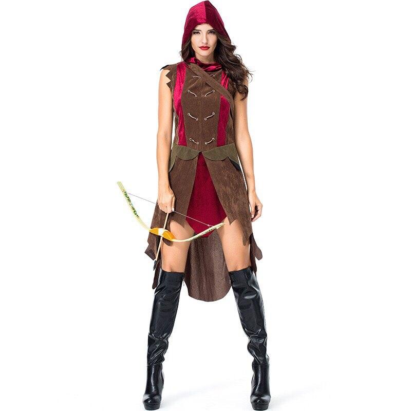 Medieval Celtic Renaissance SCA Larp Leather Witch Huntress Hat Women