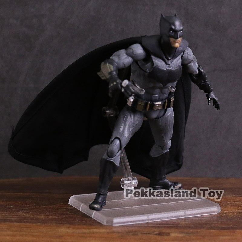 SHF S.H.Figuarts Justice League Batman PVC Action Figure Collectible Model Toy shf figuarts superman in justice ver pvc action figure collectible model toy